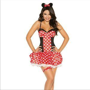 Sexy Minnie Sexy costume!